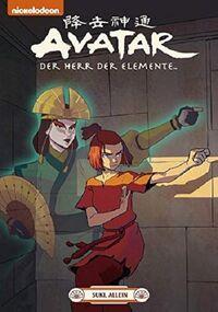 Avatar – Der Herr der Elemente 22: Suki, allein - Klickt hier für die große Abbildung zur Rezension