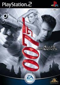 007 Alles oder Nichts - Klickt hier für die große Abbildung zur Rezension