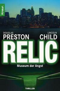 Relic - Museum der Angst - Klickt hier für die große Abbildung zur Rezension