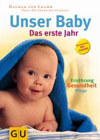 Unser Baby - Das erste Jahr - Klickt hier für die große Abbildung zur Rezension