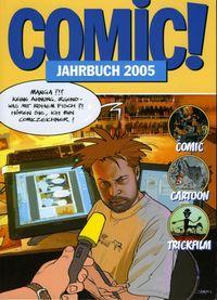 Comic! Jahrbuch 2005 - Klickt hier für die große Abbildung zur Rezension