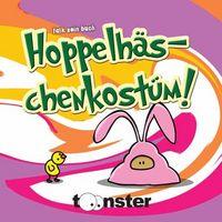 Hoppel Häschenkostüm - Klickt hier für die große Abbildung zur Rezension