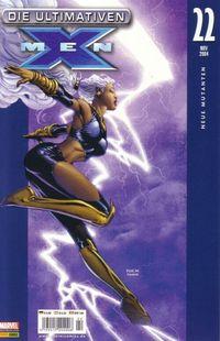 Die Ultimativen X-Men 22 - Klickt hier für die große Abbildung zur Rezension