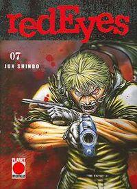 Red Eyes 7 - Klickt hier für die große Abbildung zur Rezension