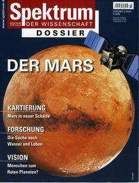 Spektrum der Wissenschaft – Dossier - Der Mars - Klickt hier für die große Abbildung zur Rezension