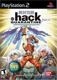 .hack// Quarantine - Klickt hier für die große Abbildung zur Rezension