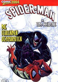 Spider-Man von Todd McFarlane: die fehlenden Geschichten - Klickt hier für die große Abbildung zur Rezension