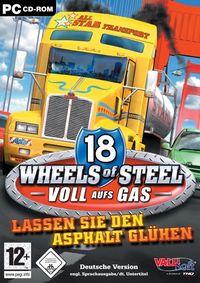18 Wheels of Steel - Voll aufs Gas - Klickt hier für die große Abbildung zur Rezension