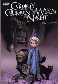 Courtney Crumrin und die Wesen der Nacht - Klickt hier für die große Abbildung zur Rezension