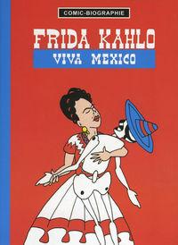 Frida Kahlo - Viva Mexico - Klickt hier für die große Abbildung zur Rezension