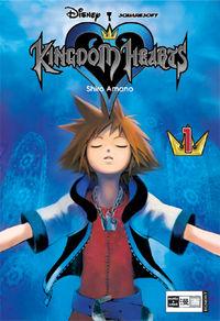 Kingdom Hearts 1 - Klickt hier für die große Abbildung zur Rezension