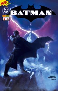 Batman Sonderband 2: Veritas Liberat - Klickt hier für die große Abbildung zur Rezension