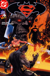 Batman / Superman 6 - Klickt hier für die große Abbildung zur Rezension
