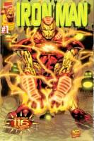 Iron Man Vol 3 1 - Klickt hier für die große Abbildung zur Rezension