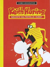 Keith Haring - Nächste Haltestelle: Kunst - Klickt hier für die große Abbildung zur Rezension