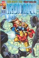 Iron Man Vol 3 3 - Klickt hier für die große Abbildung zur Rezension