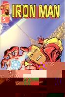 Iron Man Vol 3 5 - Klickt hier für die große Abbildung zur Rezension