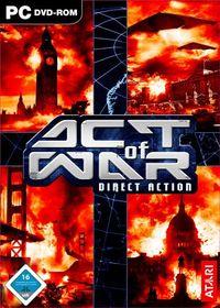 Act of War - Direct Action - Klickt hier für die große Abbildung zur Rezension