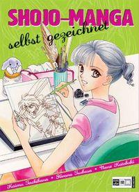Shojo-Manga selbst gezeichnet - Klickt hier für die große Abbildung zur Rezension