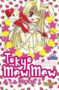 Tokyo Mew Mew à la Mode 1 - Klickt hier für die große Abbildung zur Rezension