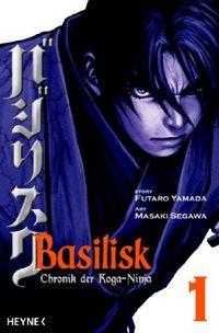 Basilisk 1 - Klickt hier für die große Abbildung zur Rezension