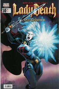 Lady Death - Die Legende 10 - Klickt hier für die große Abbildung zur Rezension