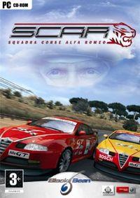 SCAR: Squadra Corse Alfa Romeo - Klickt hier für die große Abbildung zur Rezension