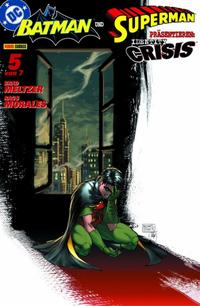 Batman und Superman präsentieren: Identity Crisis 5 - Klickt hier für die große Abbildung zur Rezension