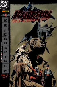 Batman Sonderheft 1: Kriegsspiele 2 (von 7) - Klickt hier für die große Abbildung zur Rezension