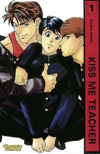 Kiss me Teacher 1 - Klickt hier für die große Abbildung zur Rezension