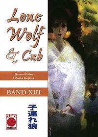 Lone Wolf & Cub 13 - Klickt hier für die große Abbildung zur Rezension