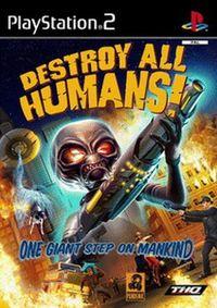 Destroy all Humans! - Klickt hier für die große Abbildung zur Rezension