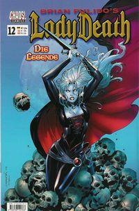 Lady Death - Die Legende 12 - Klickt hier für die große Abbildung zur Rezension