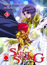 Saint Seiya - Episode G 3 - Klickt hier für die große Abbildung zur Rezension