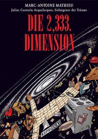 Die 2,333. Dimension - Klickt hier für die große Abbildung zur Rezension