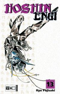 Hoshin Engi 13 - Klickt hier für die große Abbildung zur Rezension