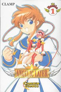 Angelic Layer 1 - Klickt hier für die große Abbildung zur Rezension