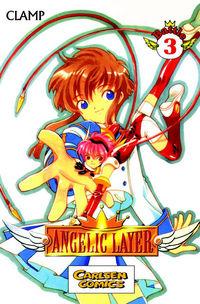 Angelic Layer 3 - Klickt hier für die große Abbildung zur Rezension