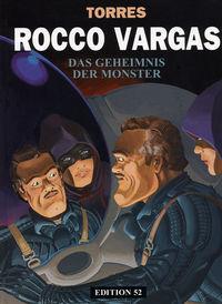 Rocco Vargas 7: Das Geheimnis der Monster - Klickt hier für die große Abbildung zur Rezension