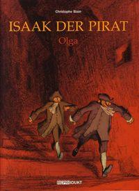 Isaak der Pirat - #3 - Olga - Klickt hier für die große Abbildung zur Rezension