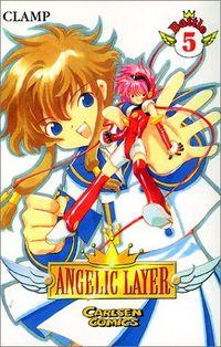 Angelic Layer 5 - Klickt hier für die große Abbildung zur Rezension