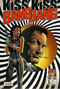 Kiss Kiss Bang Bang 1 - Klickt hier für die große Abbildung zur Rezension