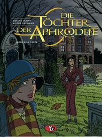 Die Töchter der Aphrodite 1: Mord à la Carte - Klickt hier für die große Abbildung zur Rezension