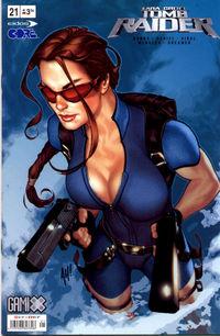 Tomb Raider #21 - Klickt hier für die große Abbildung zur Rezension