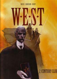 W.E.S.T. - 2. Century Club - Klickt hier für die große Abbildung zur Rezension
