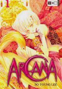 Arcana 1 - Klickt hier für die große Abbildung zur Rezension