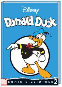 BILD Comic-Bibliothek 2: Donald Duck - Klickt hier für die große Abbildung zur Rezension