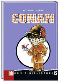 BILD Comic-Bibliothek 6: Detektiv Conan - Klickt hier für die große Abbildung zur Rezension