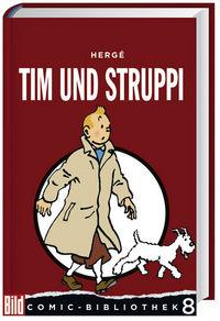 BILD Comic-Bibliothek 8: Tim und Struppi - Klickt hier für die große Abbildung zur Rezension