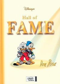 Disneys Hall of Fame 1: Don Rosa - Klickt hier für die große Abbildung zur Rezension